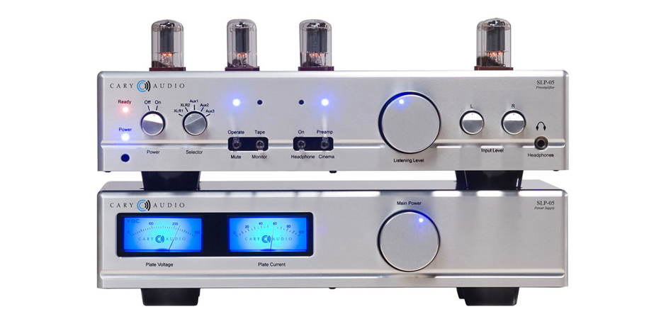 Cary Audio Design SLP 05 Silver